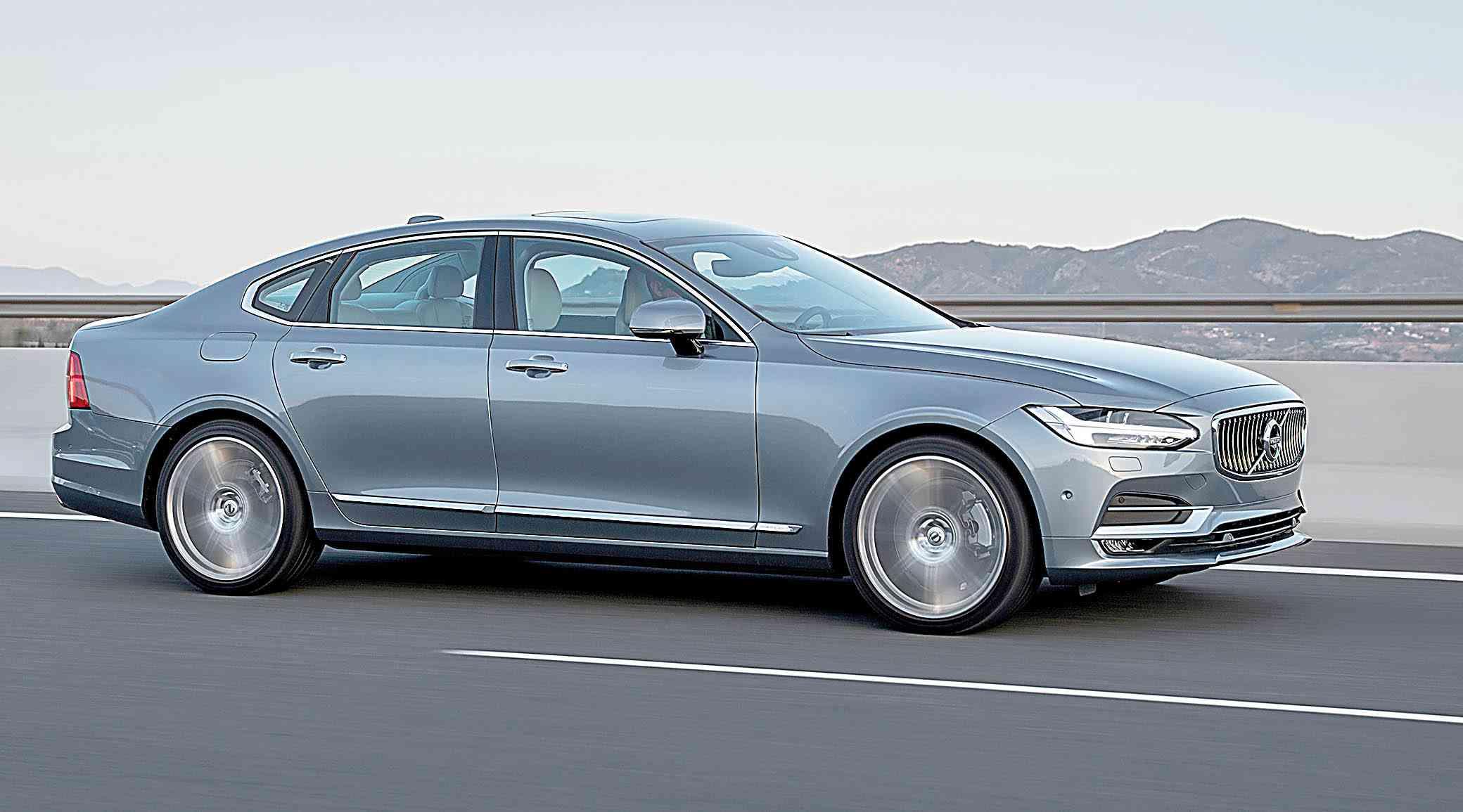 Volvo Lanca Seu 1º Sedan Hibrido No Brasil Diario Do Comercio