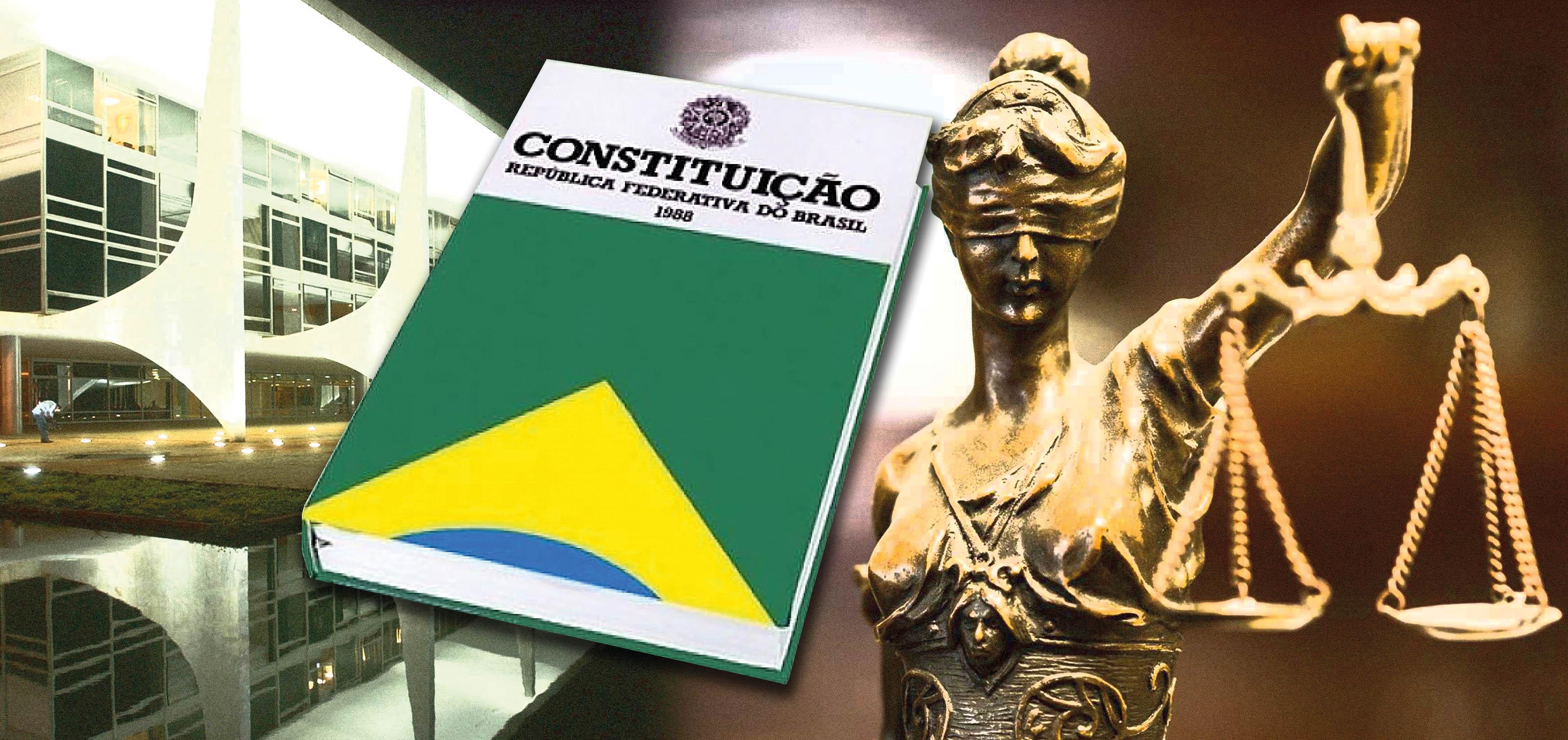 Constituição   Crédito: Agência Brasil