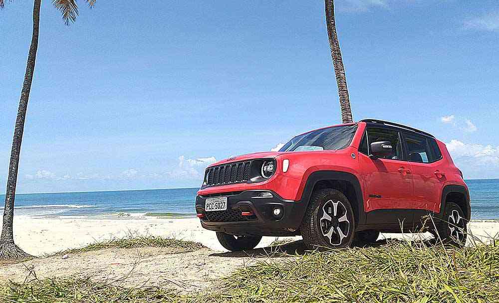 Jeep Renegade Demonstra Os Motivos Do Seu Sucesso Entre Os Utilitarios Diario Do Comercio