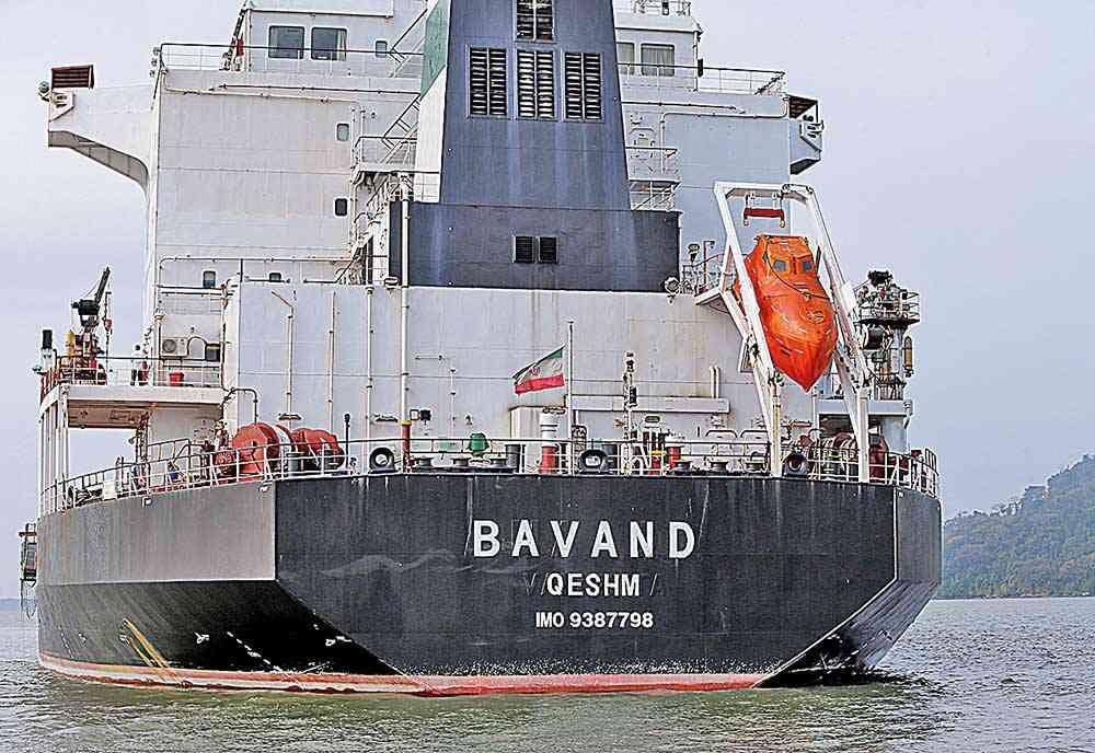 Taxas de afretamentos de navios despencam