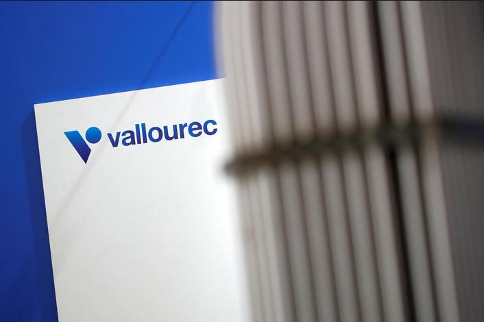 Logo da Vallourec