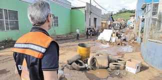 Governo antecipa R$ 3,4 mi a cidades atingidas