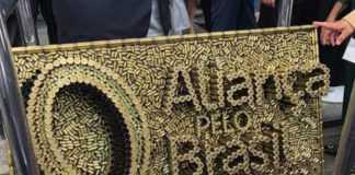 Apoiadores tentam garantir Aliança pelo Brasil na disputa