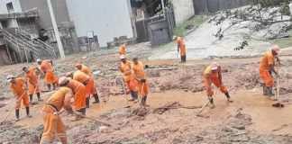 Sicepot convoca construtoras para reparos