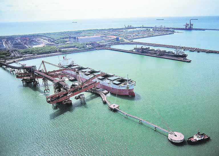 Saldo da balança comercial de Minas Gerais cai 22,08%