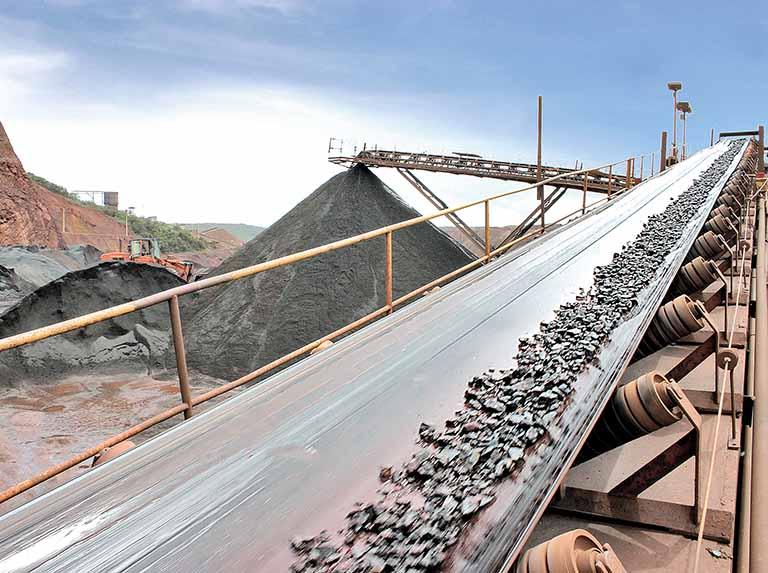 Mineradoras devem investir US$ 8 bi em MG