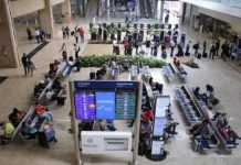 Aeroportos são 'bons' ou 'muito bons' para 94% dos passageiros