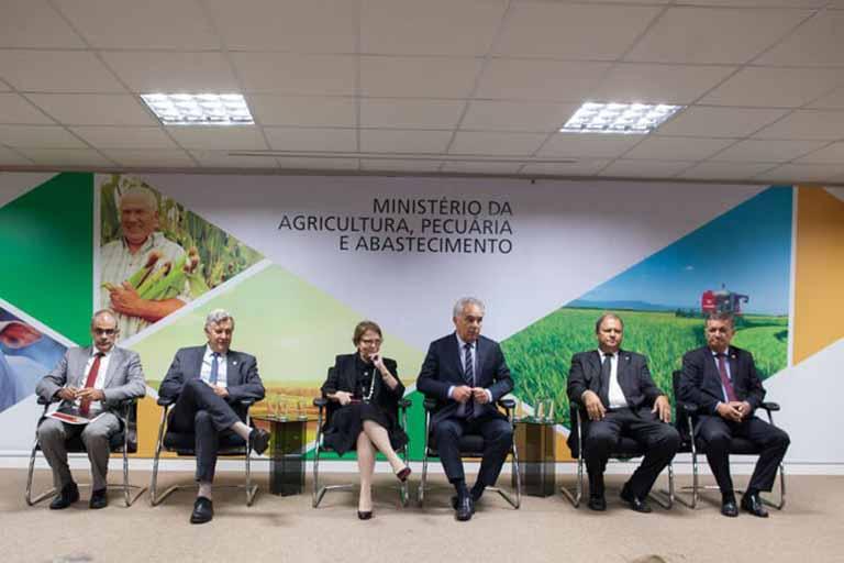 Setor discute impacto da inovação no agro
