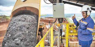 Anglo prevê extrair até 24 milhões de toneladas de minério em MG