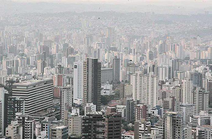 Belo Horizonte – cidade jardim