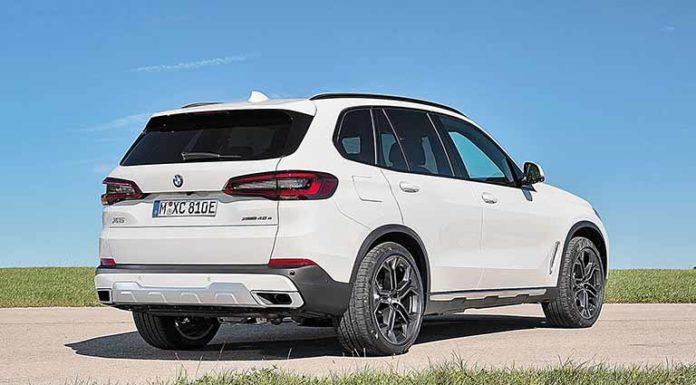 BMW X5 chega às concessionárias