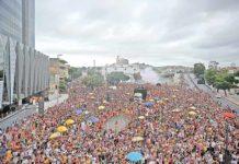 Transporte clandestino: uma escolha de risco durante Carnaval