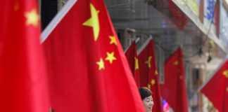 Mapa nega restrição em relações com a China