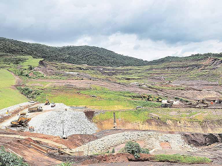 Produção industrial mineira em 2019 registrou queda de 5,6%