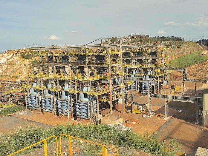 Obras industriais devem registrar alta de 15% em Minas neste ano