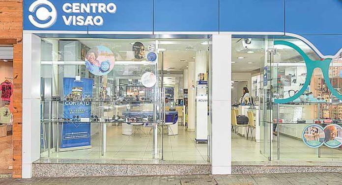 Ótica Centro Visão planeja a expansão da rede