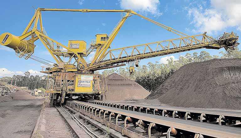 Ibram aponta crescimento no setor extrativo