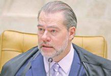 Divulgação de renúncias fiscais do Estado é suspensa por Toffoli