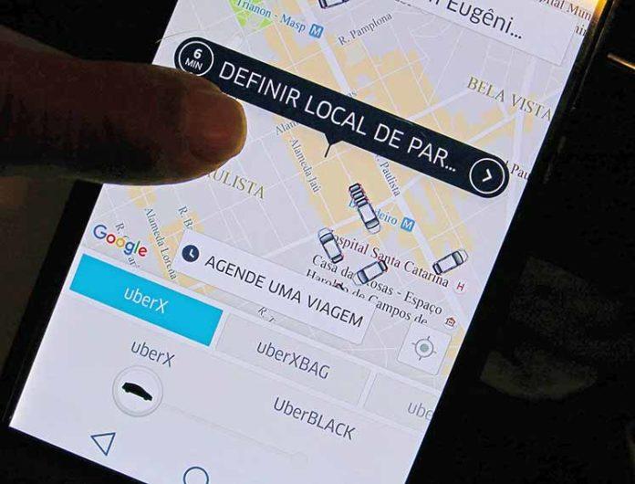 Uber ensina como recuperar pertences