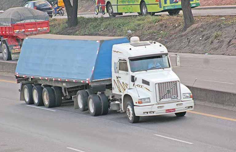 Transporte de carga enfrenta problemas com isolamento