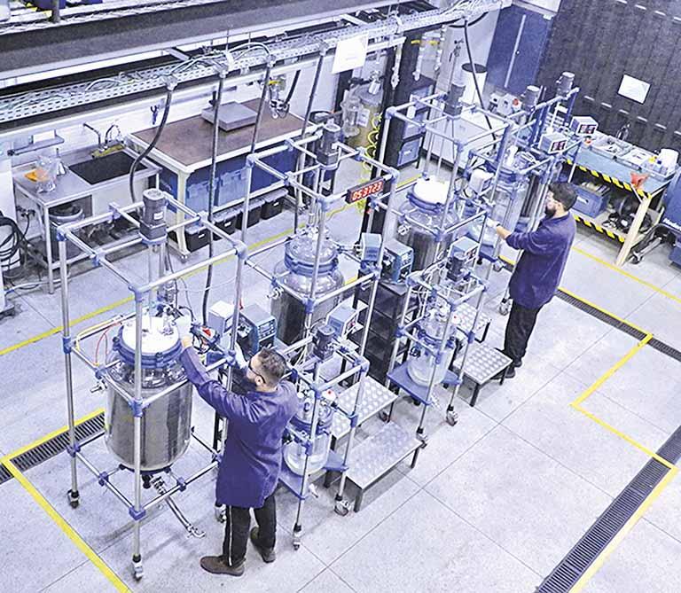 MG sedia 1ª planta de produção de grafeno - Diário do Comércio