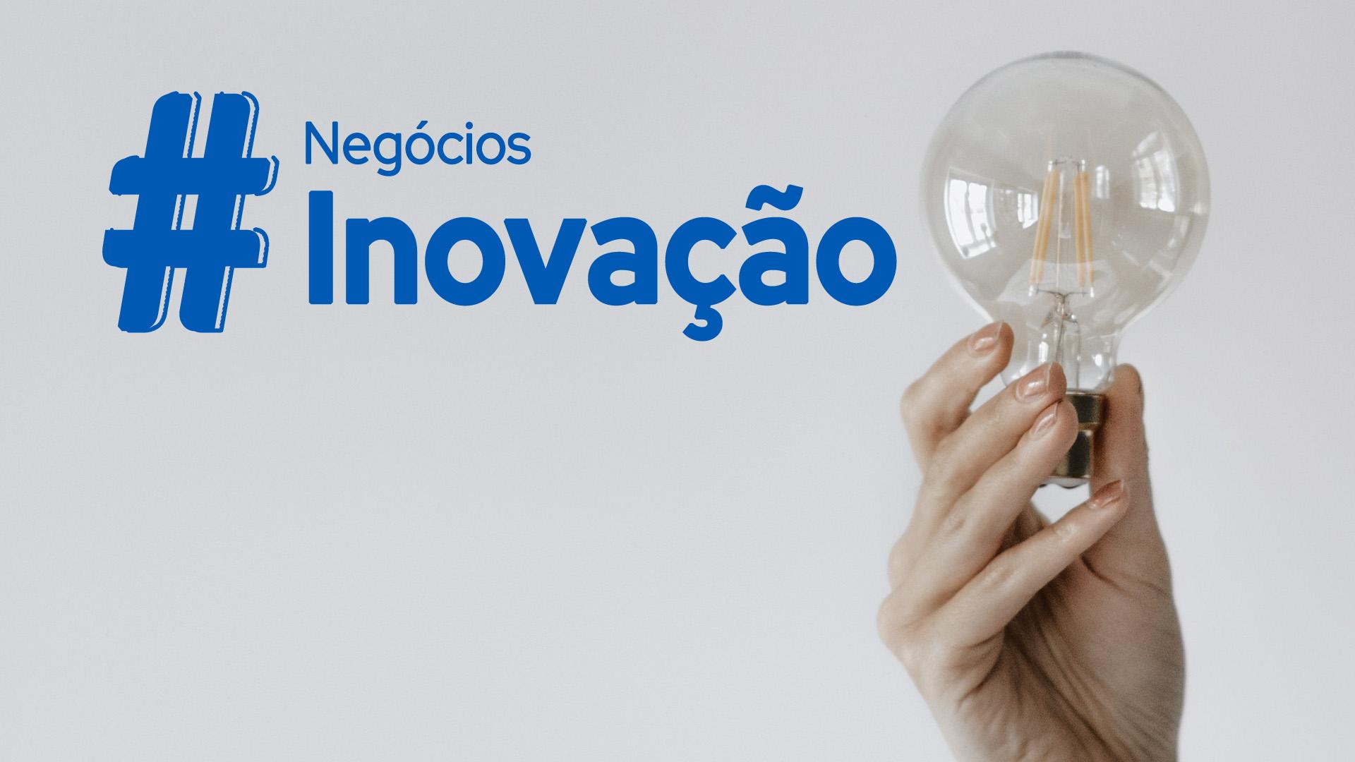 #Inovação | Imagem: Pexels / Arte: Will Araújo