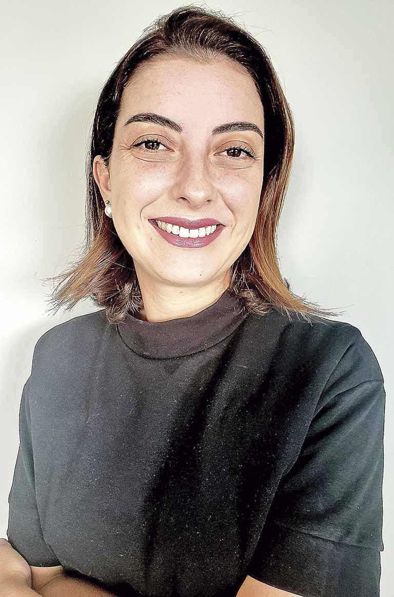 Daniela Marques | Crédito: Divulgação