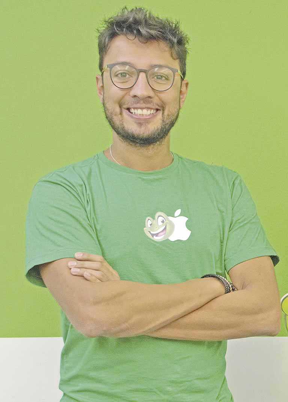 Matheus Francisco | Crédito: Igor Knup/Divulgação