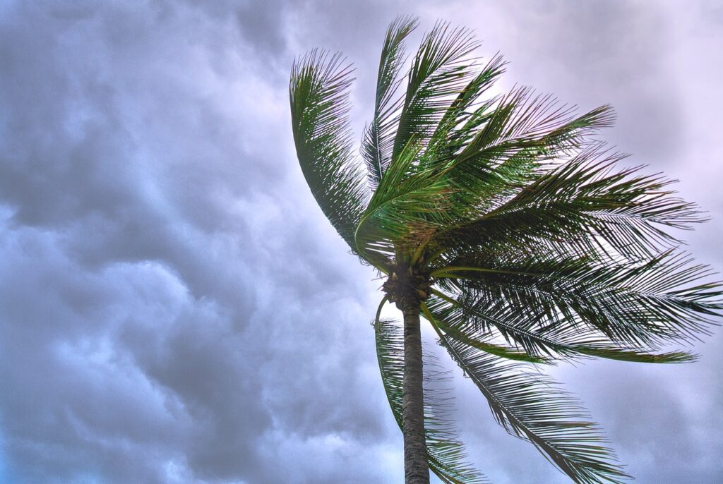 Tempestade   Crédito: Pexels