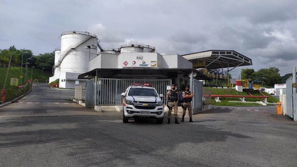 Crédito: PMMG/Divulgação