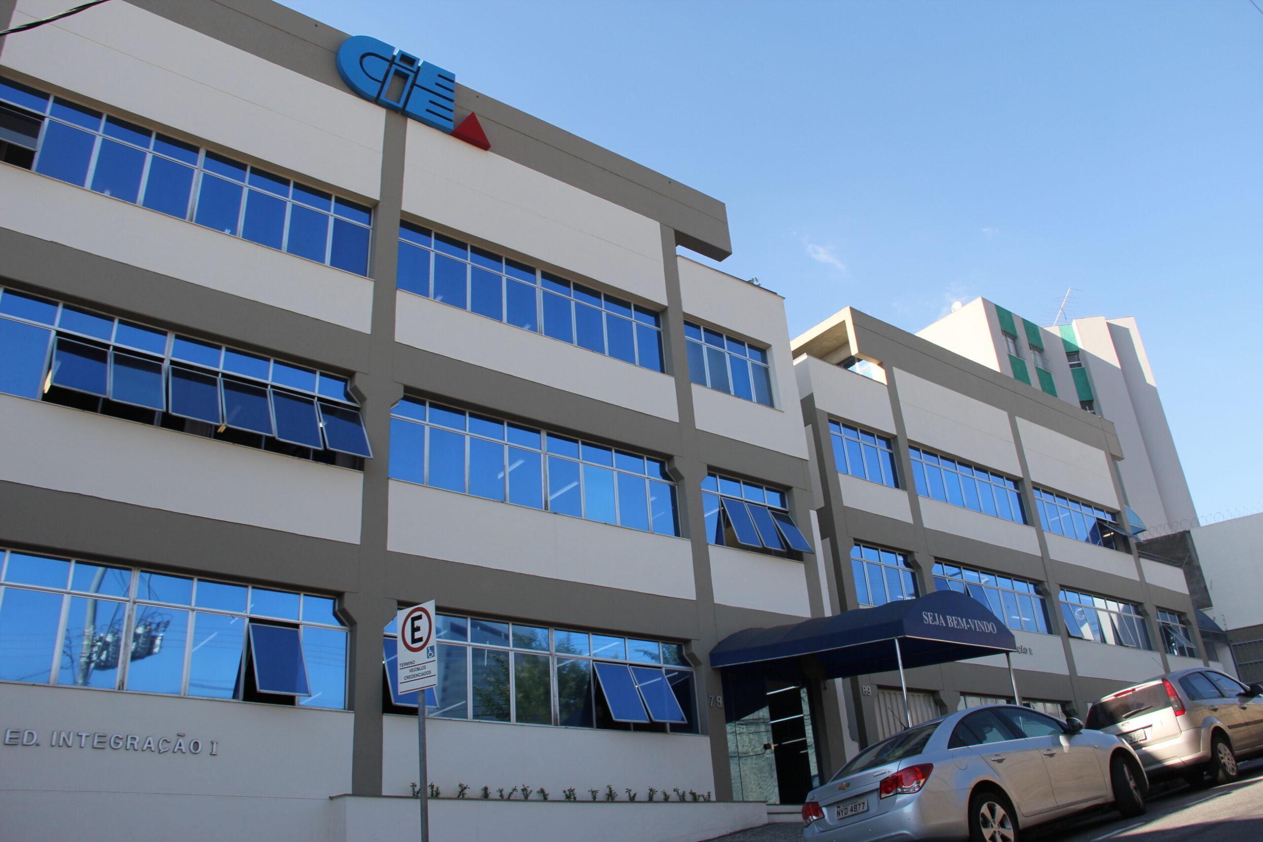 Sede do CIEE/MG no bairro Floresta, em Belo Horizonte