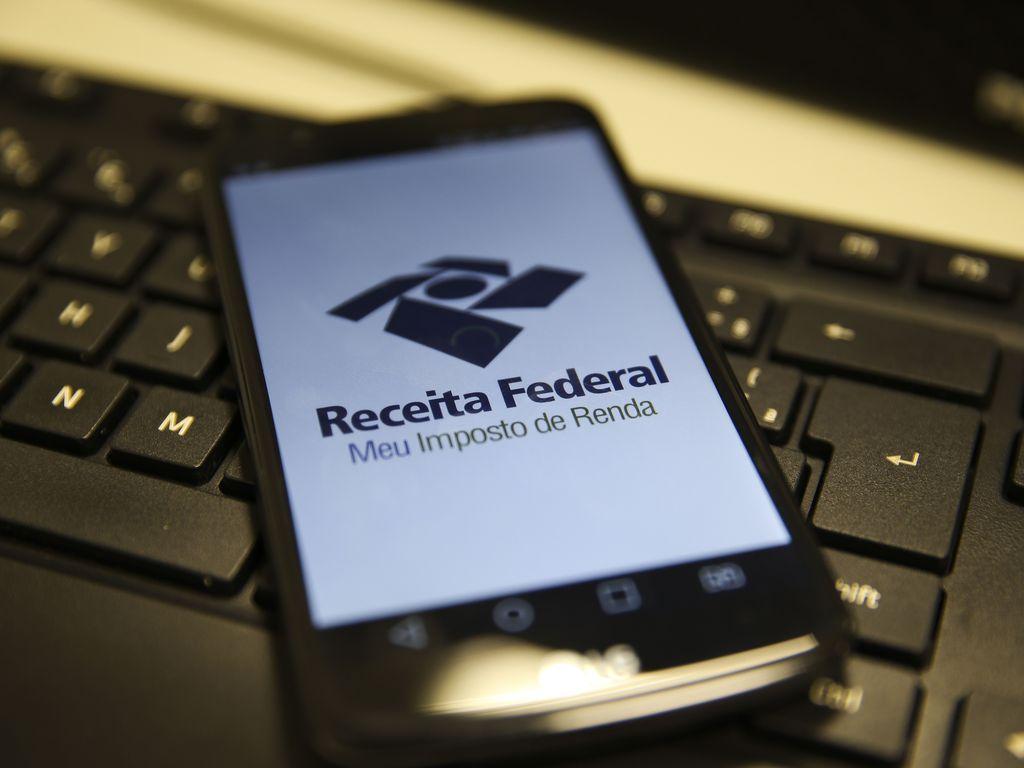 Aplicativo para declaração do imposto de renda no Brasil