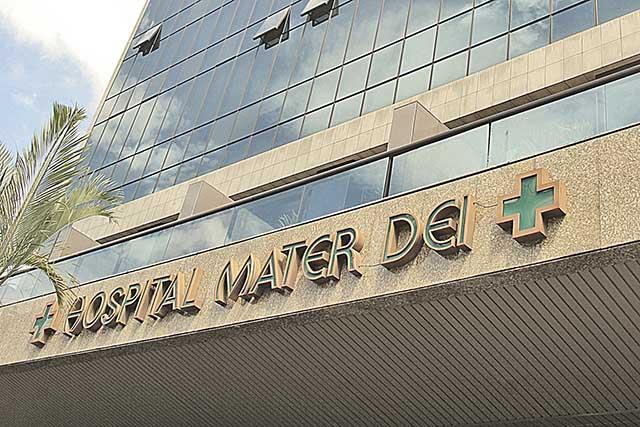 Rede Mater Dei realizou o seu IPO recentemente e a operação movimentou R$ 1,4 bilhão   Crédito: Divulgação/Mater Dei