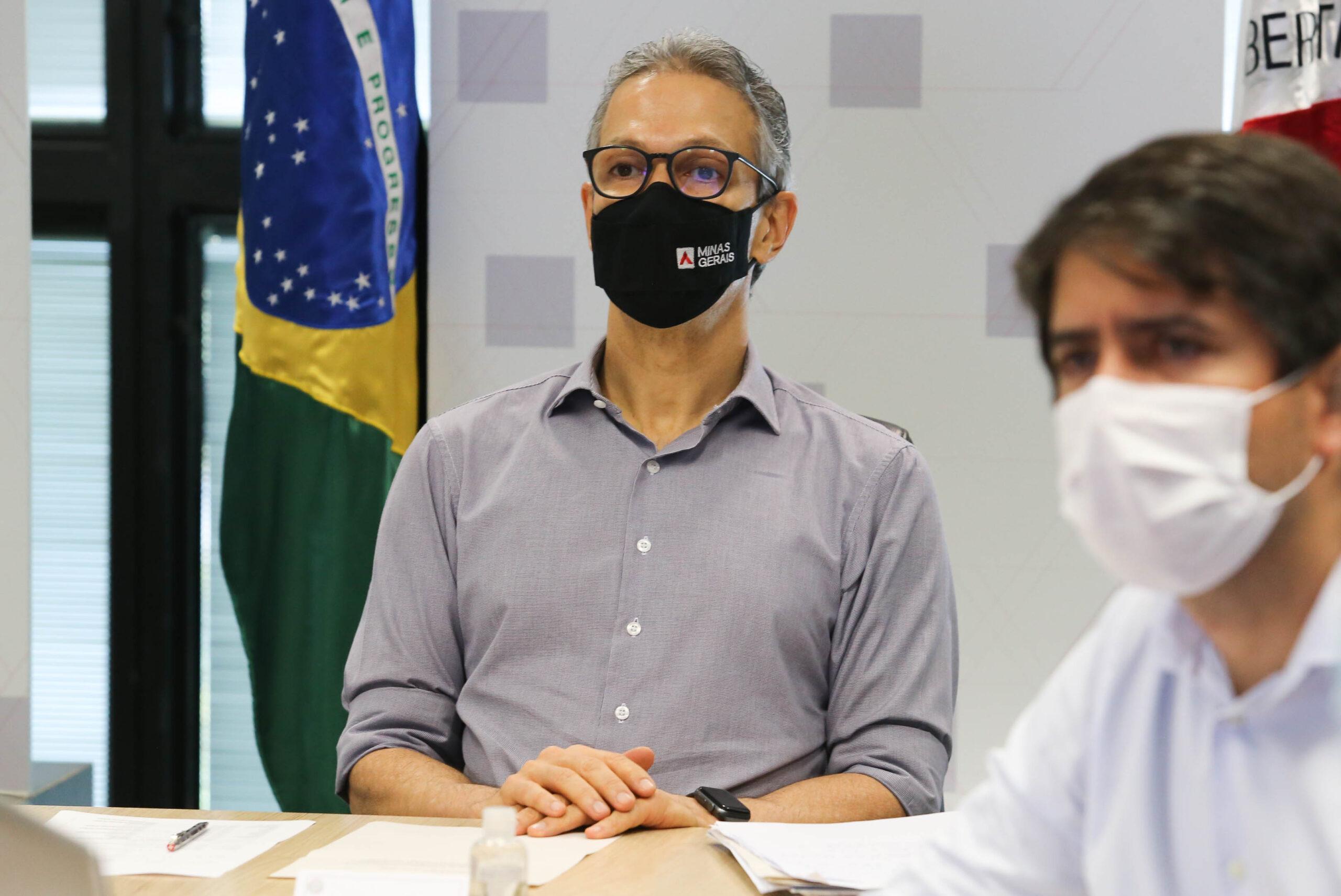 Governador de Minas Gerais - Romeu Zema