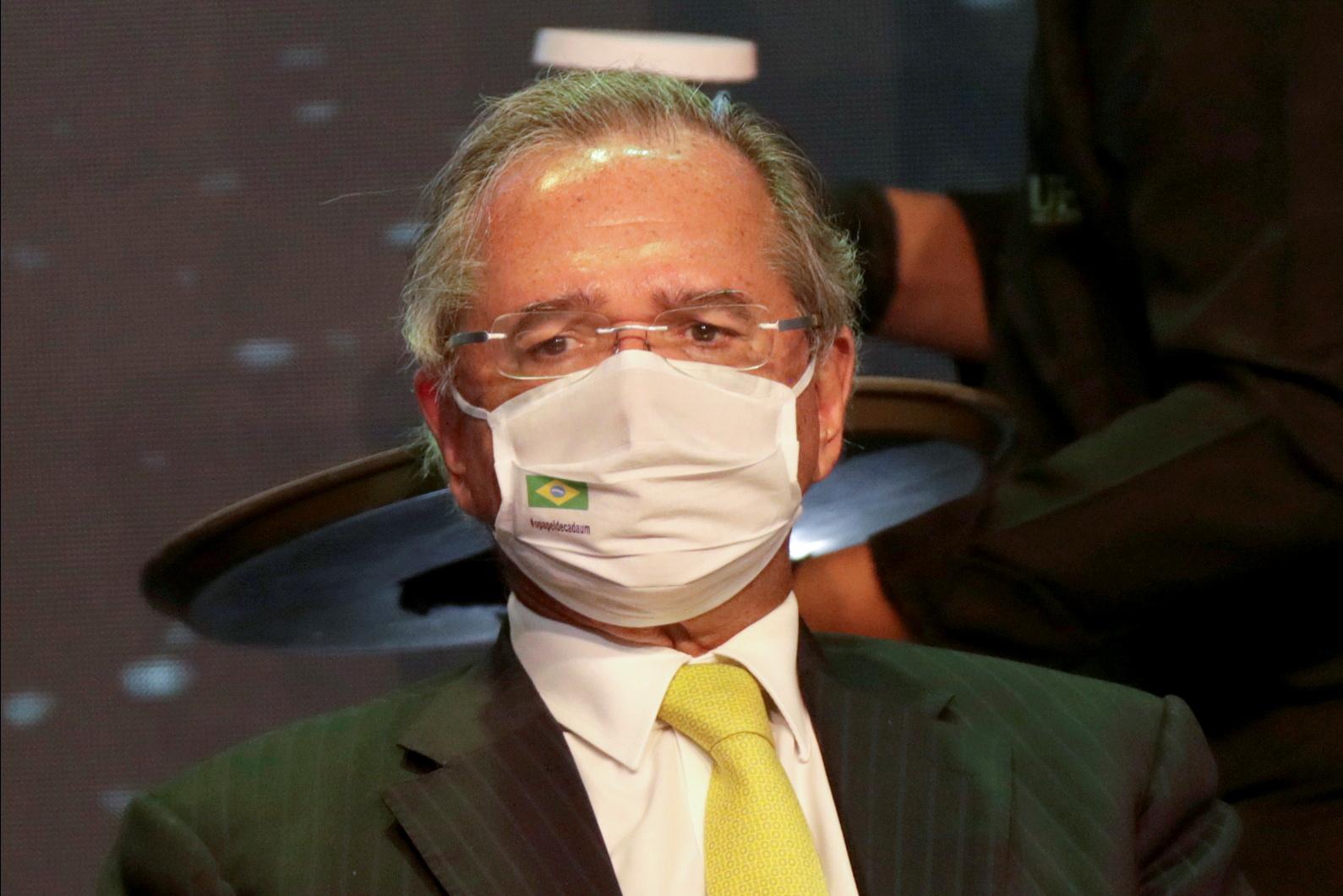 Ministro da Economia: Paulo Guedes