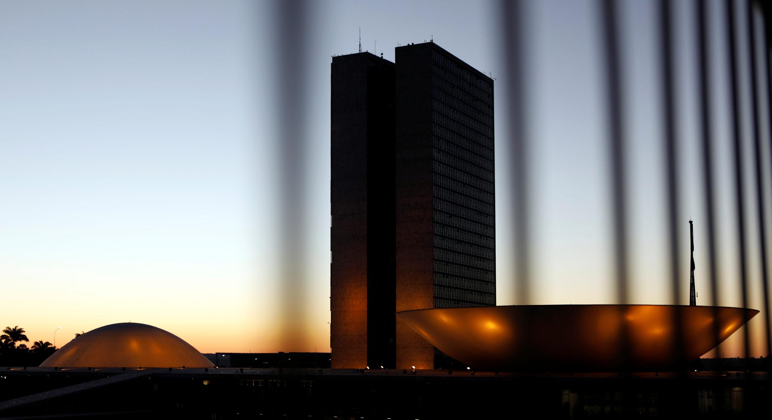Prédio do Congresso Nacional em Brasília