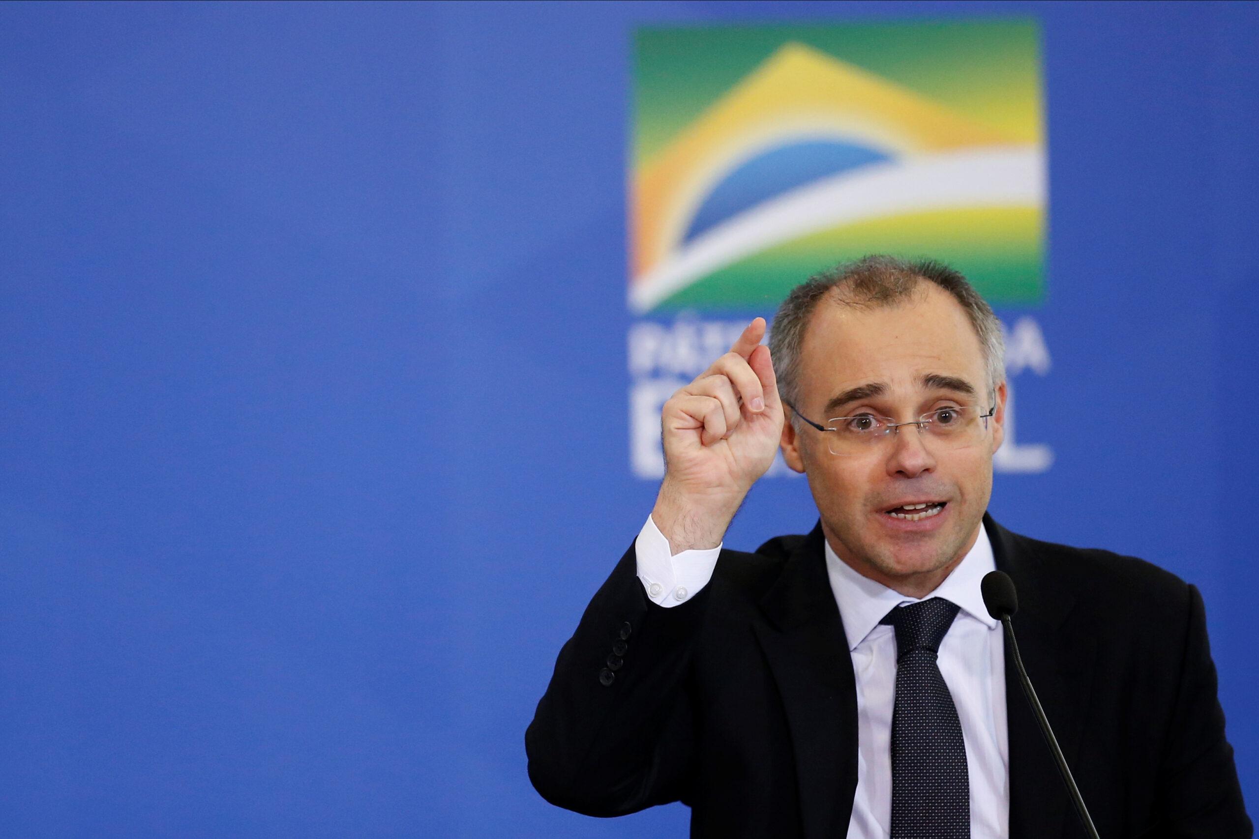 Advogado-geral da União, André Mendonça