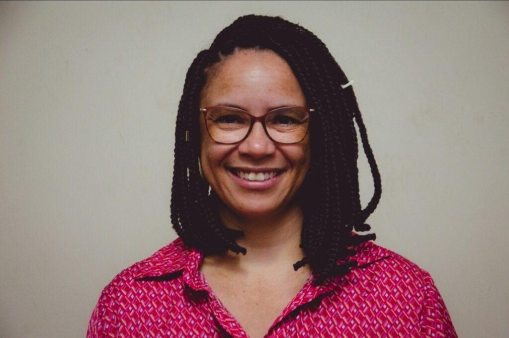 Karla Danitza, coordenadora de Programação Cultural do MM Gerdau