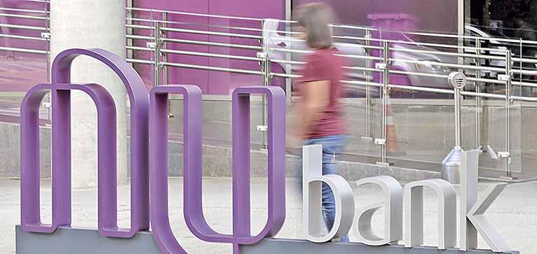 Logotipo do Nubank