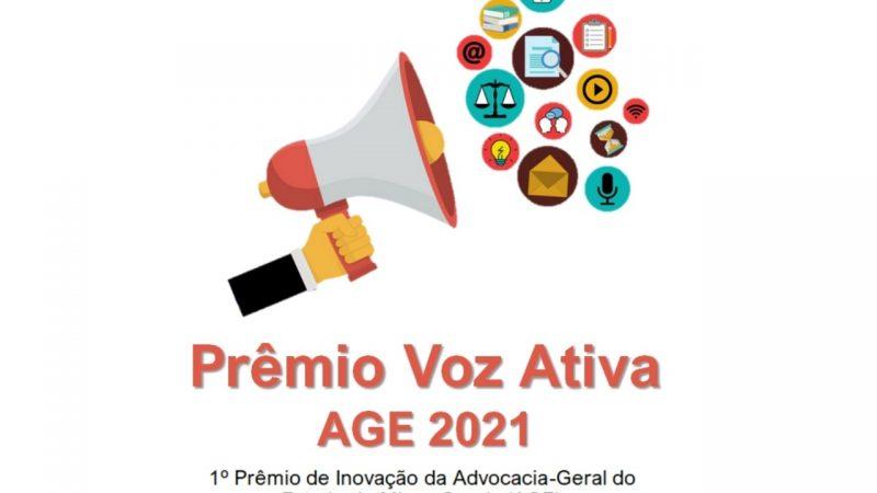 Prêmio Voz Ativa AGE 2021