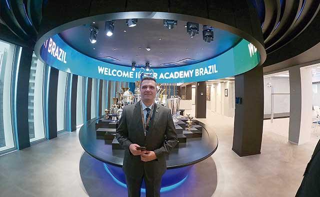 Marcelo Bernardo: modelo de negócios é o de licenciamento, sem pagamento de taxas ou royalties | Crédito: Divulgação