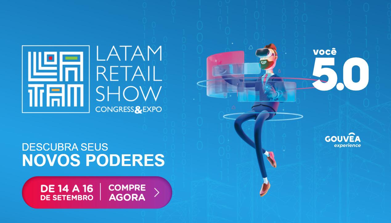 Crédito: Divulgação/ Latam Retail Show