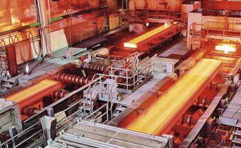 Com a implantação de uma aciaria, a Cipalam poderá incrementar a sua produção de barras e perfil laminados | Crédito: Divulgação