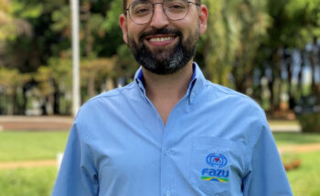 Diego Fraga, Doutor em Entomologia Agrícola. Crédito Agência Solis