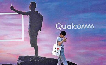 Gigante do setor de chips para celular foi punida por bloquear um concorrente há uma década - Crédito: REUTERS/Aly Song