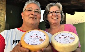 GERAL036Maria Teresa Boari, queijo JacubaCrédito: Divulgação/ Emater-MG