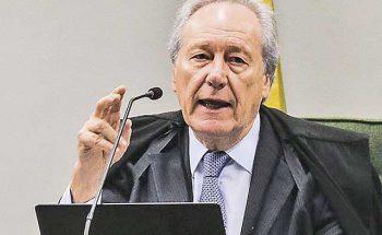 Ricardo Lewandowski foi o único ministro do STF a votar no primeiro dia de julgamento | Crédito: Antonio Cruz/ABr