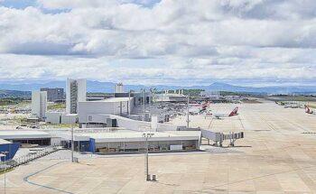 Aeroporto Internacional de BH é novamente reconhecido por reduzir as emissões de gases de efeito estufa   Crédito: Divulgação/BH Airport