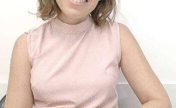 Fabiana Silveira, da Coordenação de Estágios da PUC Minas - Crédito: CIEE-MG/Sede
