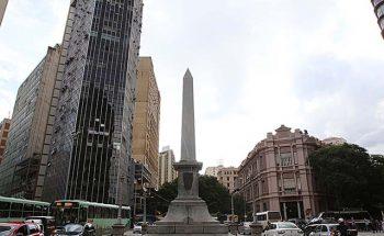Investimentos na Praça Sete estão entre apostas para a revitalização | CREDITO: ALISSON J. SILVA